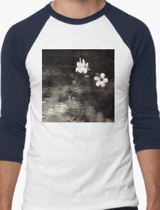Vietnam ~ Blossoms Men's Baseball ¾ T-Shirt