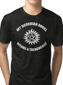 Supernatural Castiel Guardian Angel Tri-blend T-Shirt