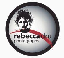 Rebecca Dru Photography Stamp Logo Kids Tee
