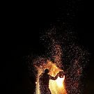 Fire Show Medieval Camp Aarschot 2011 by PhotoTamara