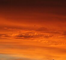 Good Friday Sunset 2 by waynepearce