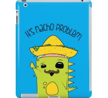 It's Nacho Problem. iPad Case/Skin