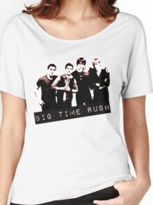 Big Time Rush Women's Relaxed Fit T-Shirt