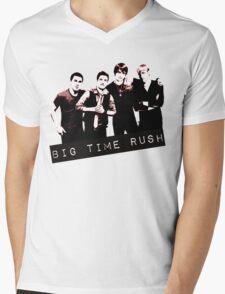 Big Time Rush Mens V-Neck T-Shirt