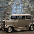 1931 Ford Sedan Custom Hot Rod by TeeMack