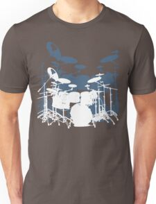 Drums 2 Unisex T-Shirt
