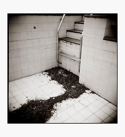 { dry days } Photographic Print