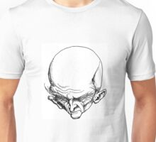 My Head is Full Unisex T-Shirt