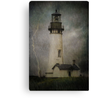 Late Afternoon Storm.... Canvas Print