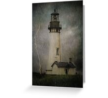 Late Afternoon Storm.... Greeting Card