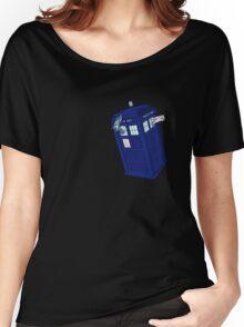 Palkia and Dialga: TARDIS Adventures! Women's Relaxed Fit T-Shirt