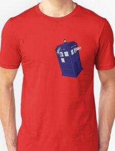 Palkia and Dialga: TARDIS Adventures! Unisex T-Shirt