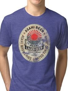 japanese beer Tri-blend T-Shirt