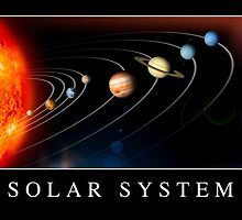 Solar System Poster by StocktrekImages