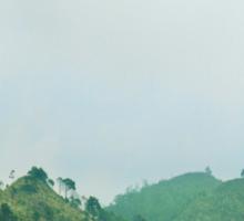 Vietnam ~ Sapa's Hills Sticker