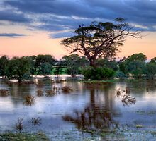 If It Rains It Pours, Junee, NSW Australia - The HDR Experience by Philip Johnson