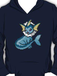 Vaporeon 8-bit T-Shirt