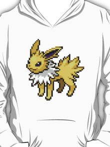 Jolteon 8-bit T-Shirt