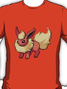 Flareon 8-bit T-Shirt