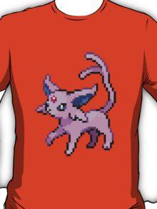 Espeon 8-bit T-Shirt