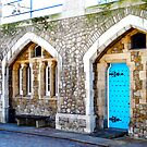 Doors, Tower of London by MaggieGrace
