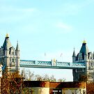 Tower Bridge, London by MaggieGrace