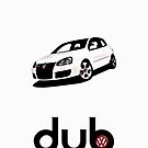 dub gti mk5 by Benjamin Whealing