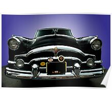 54 Packard Poster