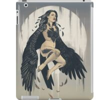 As the Crow Flies iPad Case/Skin