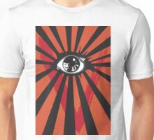 VENDETTA alternative movie poster eyeball print Unisex T-Shirt