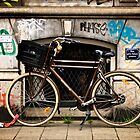 Bike, Amsterdam by Nick Coates