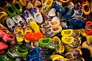 Clogs, Amsterdam by Nicholas Coates