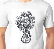 Flower You Today? Unisex T-Shirt