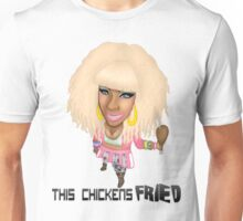 This Chicken's FRIIEEDD. Unisex T-Shirt