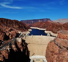 Hoover Dam by Stephen Burke