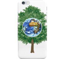 hug a tree iPhone Case/Skin