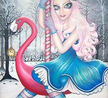 Alice in Wonderland by magicalspirit