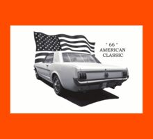 """ 66 "" American Classic Kids Tee"