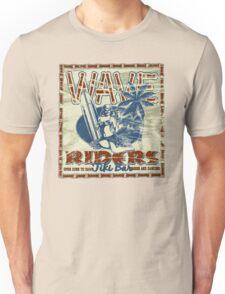 wave riders tiki bar Unisex T-Shirt