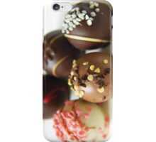 Chocolate Chic 1 iPhone Case/Skin