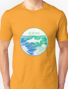 Save the Sharks! Unisex T-Shirt