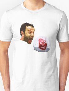 WILSON! CHUCK!  Unisex T-Shirt