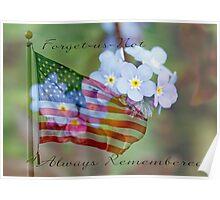 Memorial Image Poster