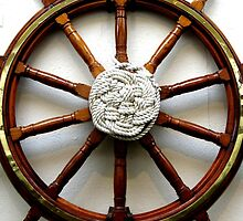 SHIPS WHEEL by gothgirl