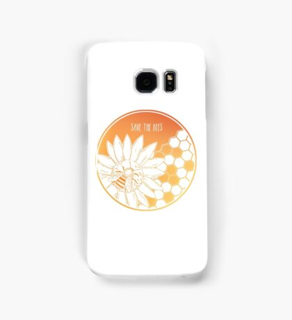 Save the Bees! Samsung Galaxy Case/Skin