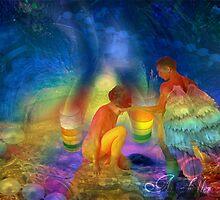 ANGELIC MOMENT by Annabellerockz