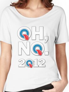 Oh, no. 2012 Women's Relaxed Fit T-Shirt