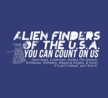 Alien Finders by ctofine