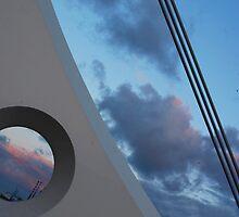 Bridge's eye by Esther  Moliné