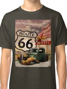 Get your Kicks on Route 66 Classic T-Shirt